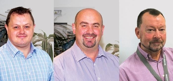 New Directors Welcomed At KNAPP UK.