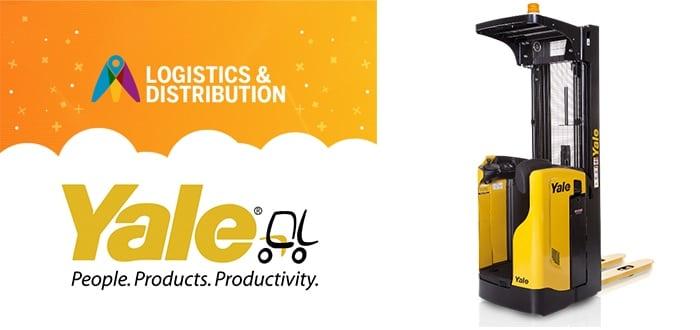 Yale Dealers Partner For Logistics & Distribution 2018.