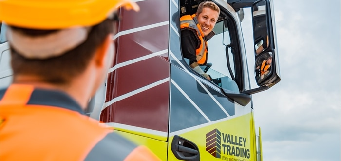 Valley Trading Chooses r2c Online For Connected Vehicle Compliance Software.