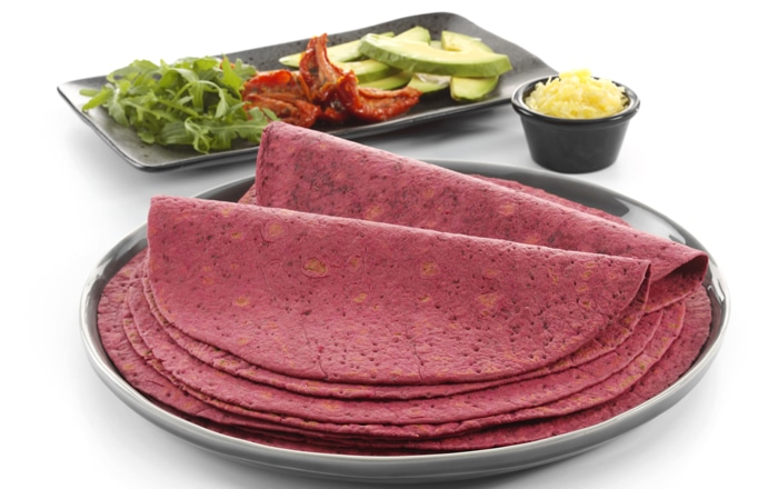 New Spicy Tortillas From Brakes.