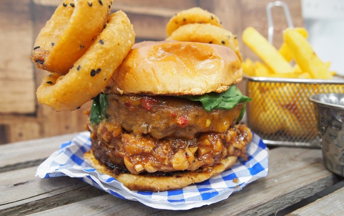 Vegan And Vegetarian Dishes To Pull In The Crowds From Calder Foods.
