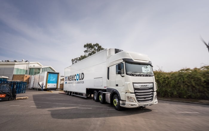 Gray & Adams Innovate A UK-First For NewCold Logistics.