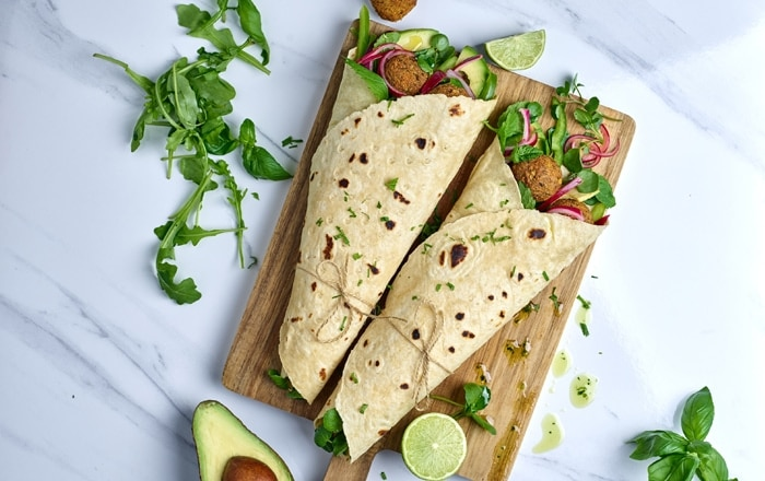 Frozen Food Distributor Central Foods Launches Gluten-Free Wrap For Foodservice.