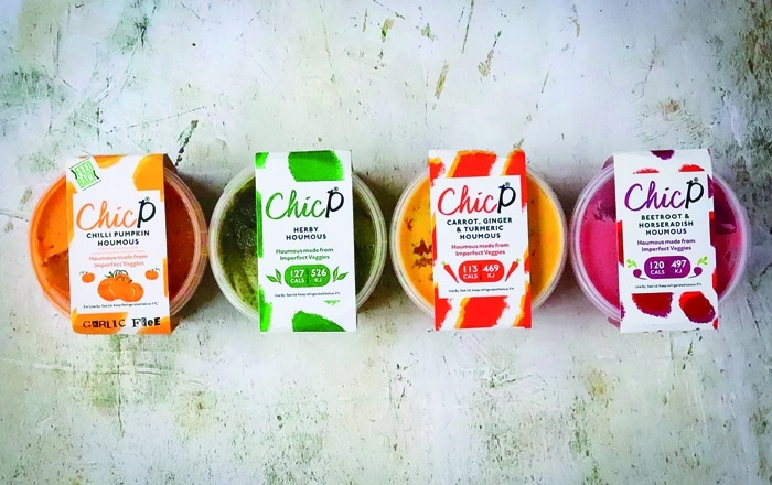 Sustainable Dip Brand ChicP Tackles Food Waste By Inviting Britons To Spread Hummus, Not Hate.