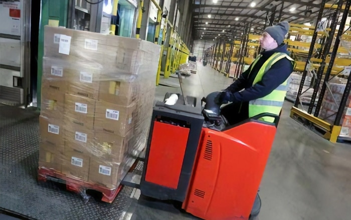 Logistics Specialist Sees Energy Bills Thaw At Telford Premises.