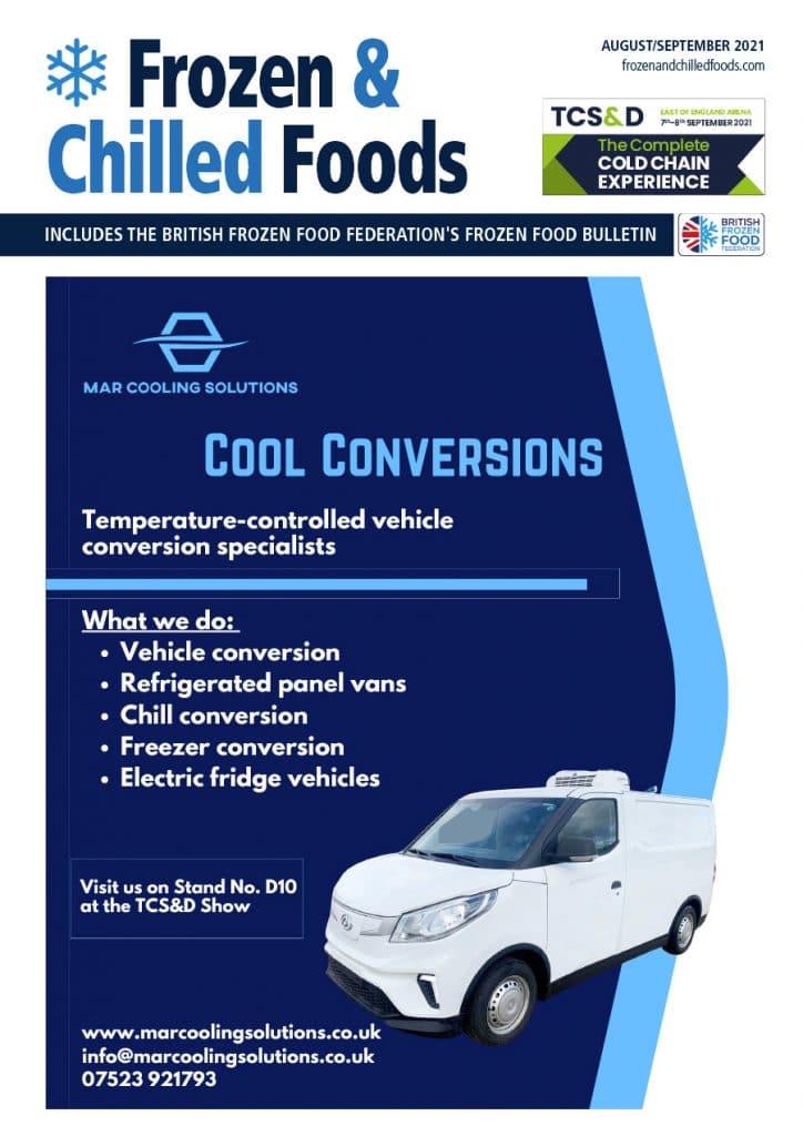 Frozen & Chilled Foods August/September 2021
